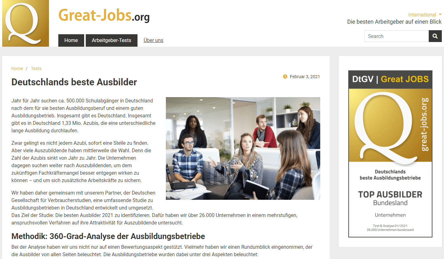 Great-Jobs.org