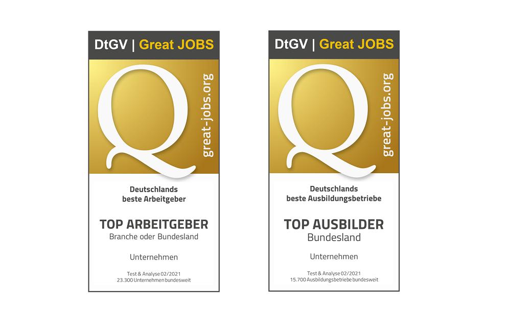 Great Jobs Arbeitgeberstudien